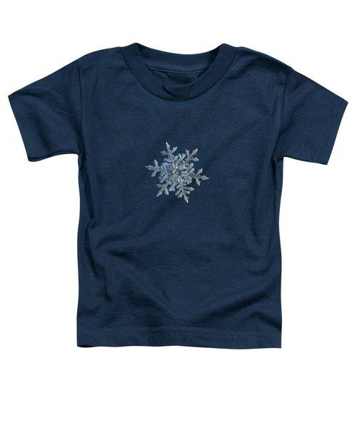 Real Snowflake - 21-feb-2018 - 1 Toddler T-Shirt