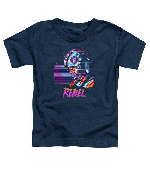 Rebel Toddler T-Shirt