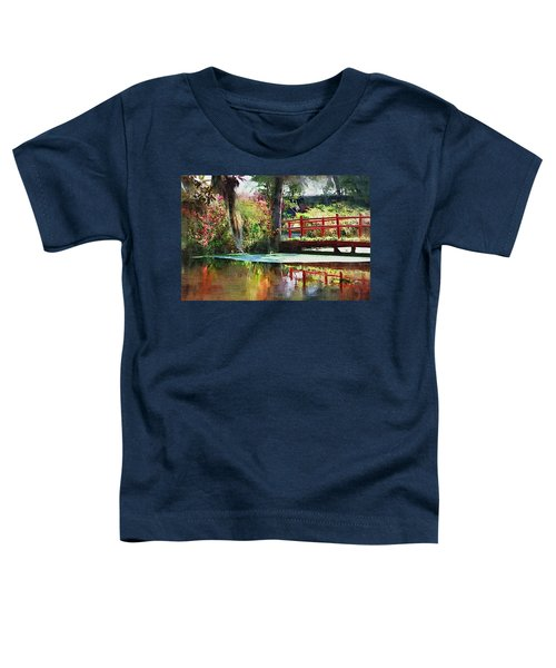 Red Bridge Toddler T-Shirt