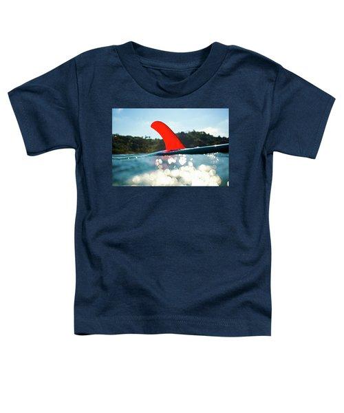 Red Fin Toddler T-Shirt