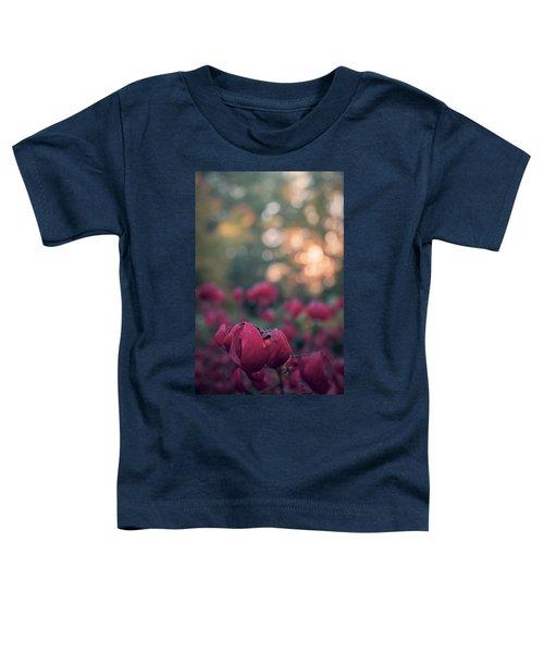 Burning Red II Toddler T-Shirt