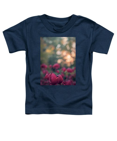 Burning Red II Toddler T-Shirt