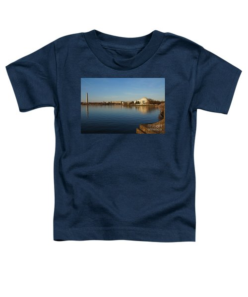 Reflections  Toddler T-Shirt by Megan Cohen