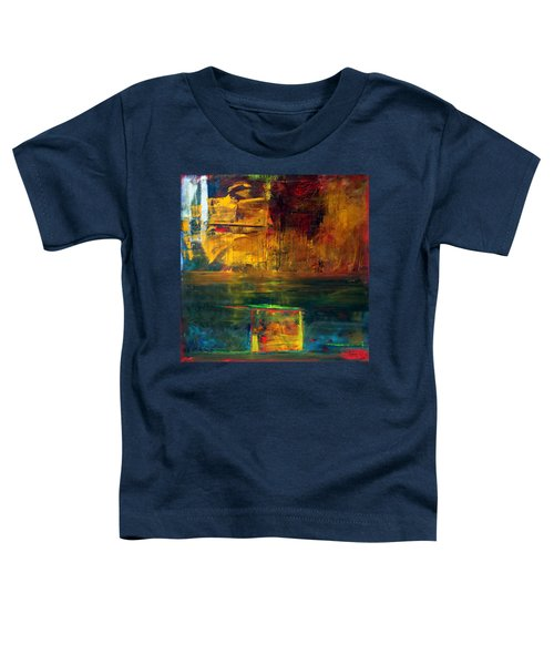 Reflections Of New York Toddler T-Shirt