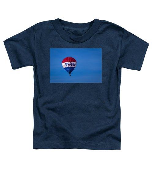 Remax Hot Air Balloon Toddler T-Shirt