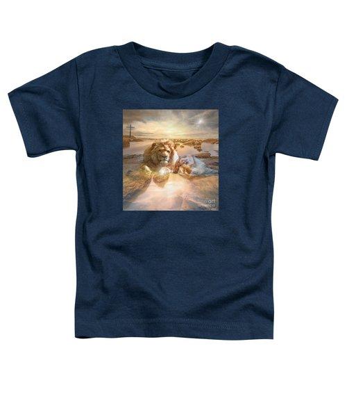 Divine Rest Toddler T-Shirt