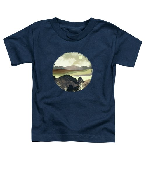 Retro Afternoon Toddler T-Shirt