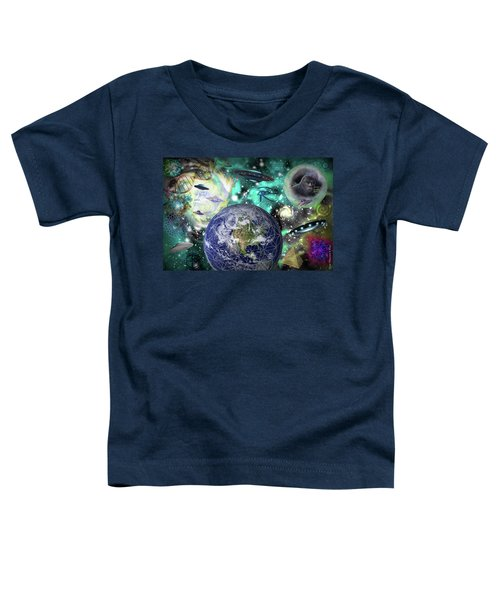 Return Of The Elders 3 Toddler T-Shirt