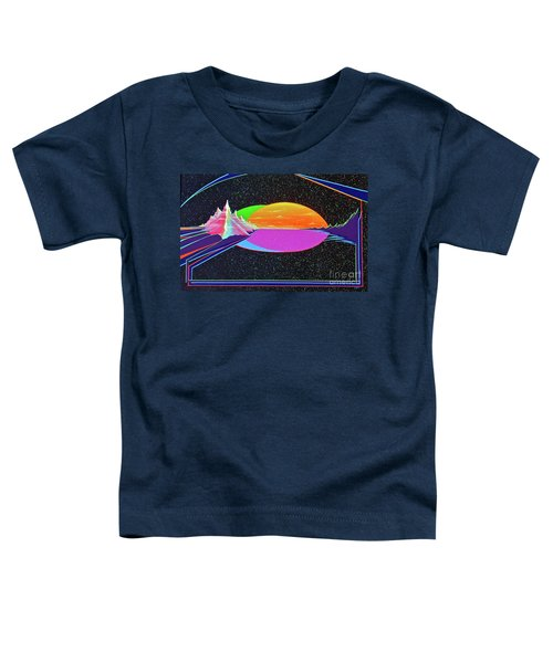 Revelations New Earth Toddler T-Shirt