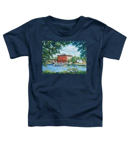 Rever's Marina Toddler T-Shirt