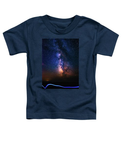 Rising From The Clouds Toddler T-Shirt