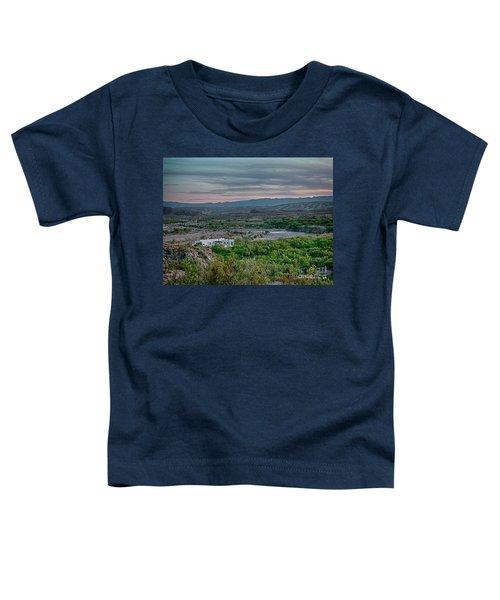 River Overlook Toddler T-Shirt