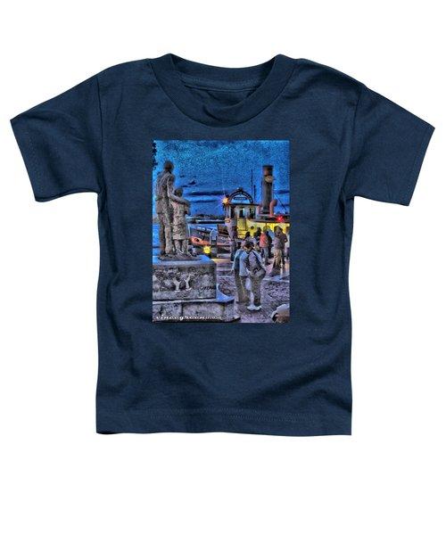 River Street Blues Toddler T-Shirt