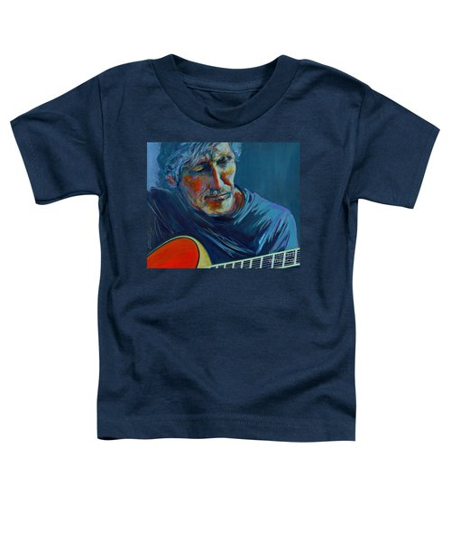 Roger Waters. Do You Think You Can Tell  Toddler T-Shirt