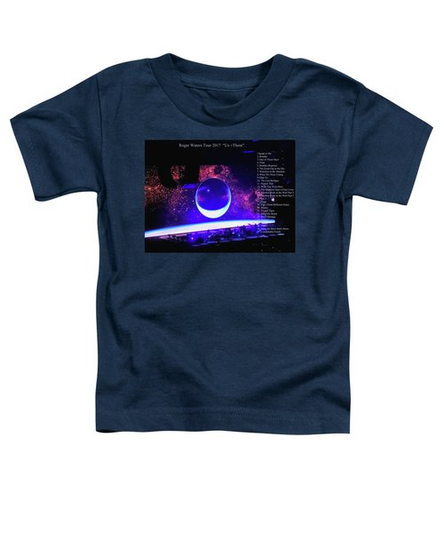 Roger Waters Tour 2017 Show In Portland Or Toddler T-Shirt
