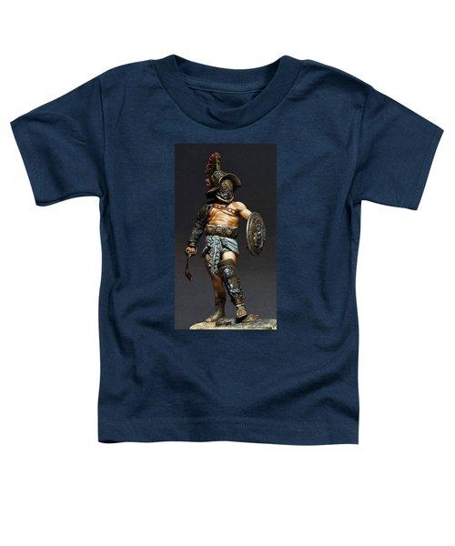 Roman Gladiator - 02 Toddler T-Shirt