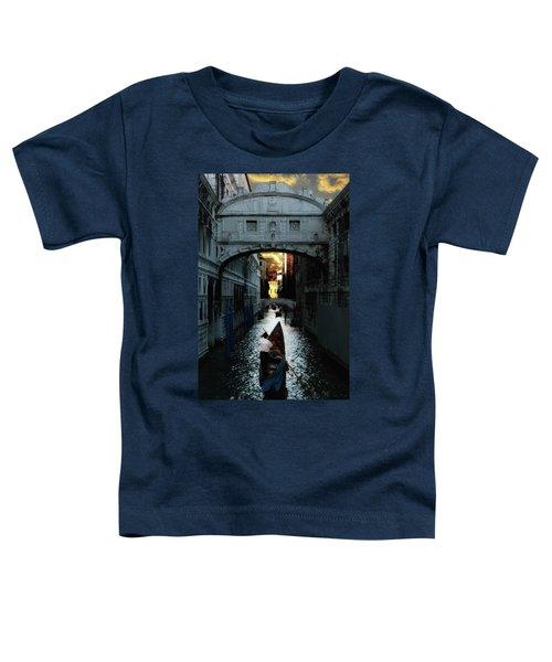 Romantic Venice Toddler T-Shirt