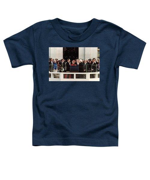 Ronald Reagan Inauguration - 1981 Toddler T-Shirt