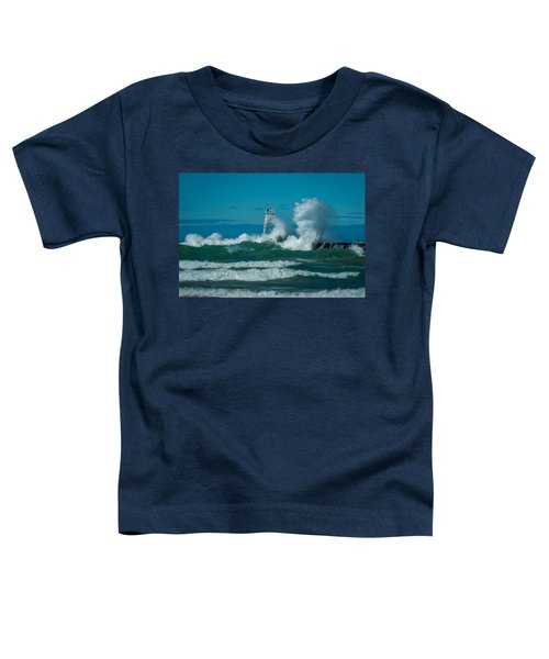 Rough Seas  Toddler T-Shirt