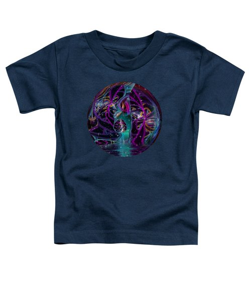 Round 25... Neon Toddler T-Shirt