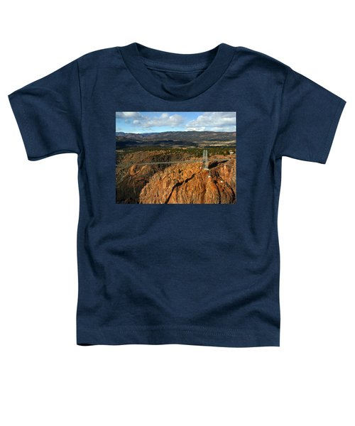 Royal Gorge Toddler T-Shirt