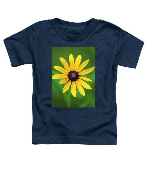 Rudbeckia Flower Toddler T-Shirt