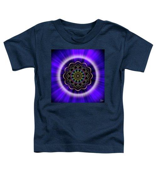 Sacred Geometry 242 Toddler T-Shirt