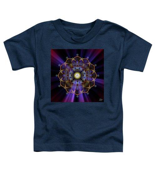 Sacred Geometry 647 Toddler T-Shirt