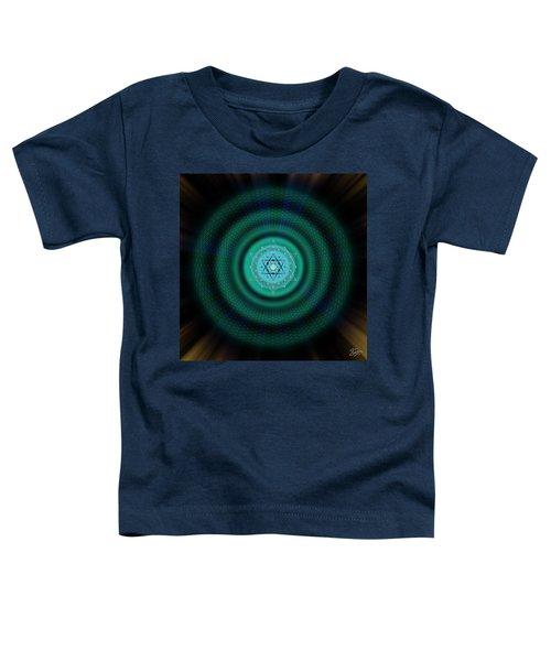Sacred Geometry 651 Toddler T-Shirt