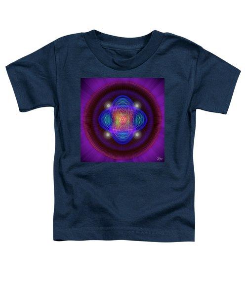 Sacred Geometry 654 Toddler T-Shirt
