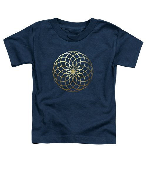 Sacred Geometry - Philosopher's Stone No. 1 Toddler T-Shirt