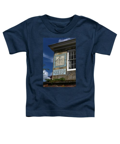 Salisbury Sundial Toddler T-Shirt