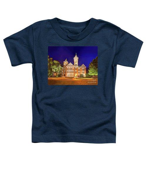 Samford Hall At Night Toddler T-Shirt