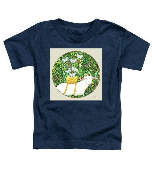 Scapegoat Button Toddler T-Shirt