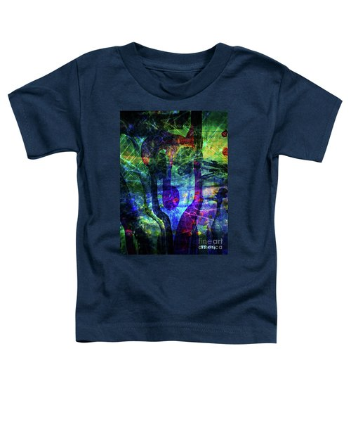 Scary Face-2 Toddler T-Shirt