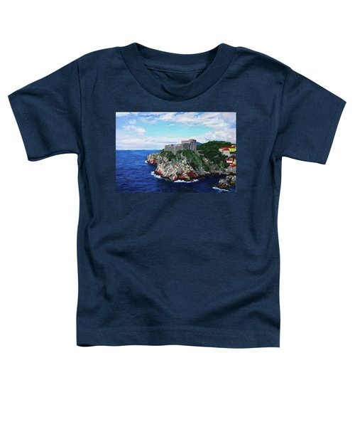 Fort St Lawrence Game Of Thrones Toddler T-Shirt