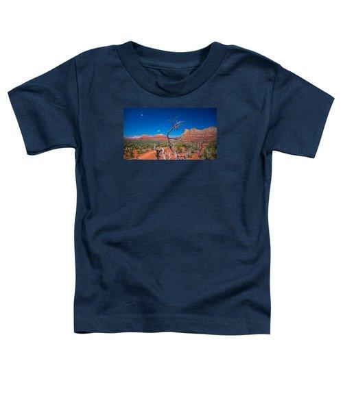Sedona Blue Toddler T-Shirt