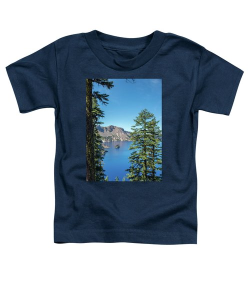 Serene Pines Toddler T-Shirt