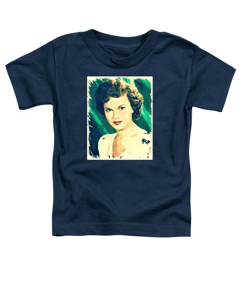 Shirley Temple By John Springfield Toddler T-Shirt