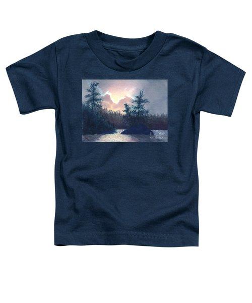Silver Lining Toddler T-Shirt