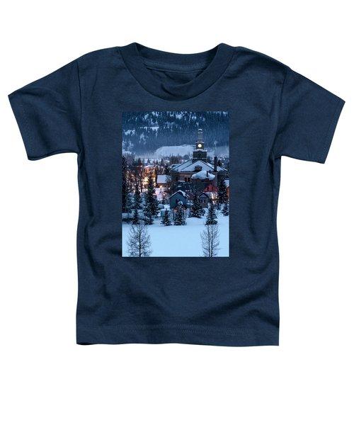 Silverton At Night Toddler T-Shirt