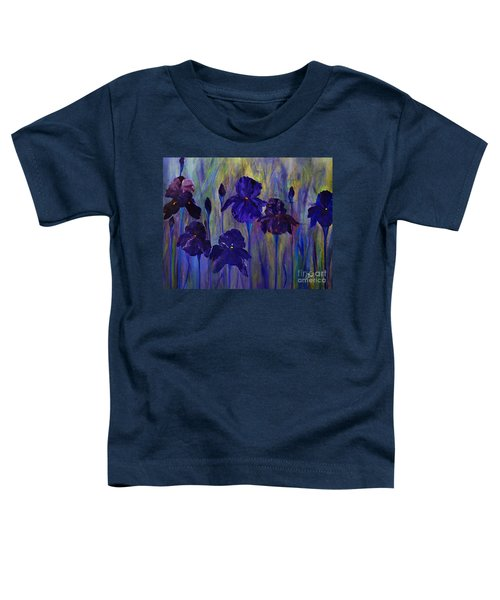 Six Siberians Toddler T-Shirt
