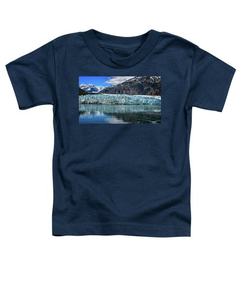 Size Perspective No Margerie Glacier Toddler T-Shirt