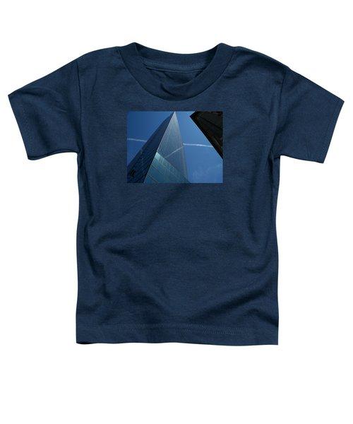 Sky Lines  Toddler T-Shirt