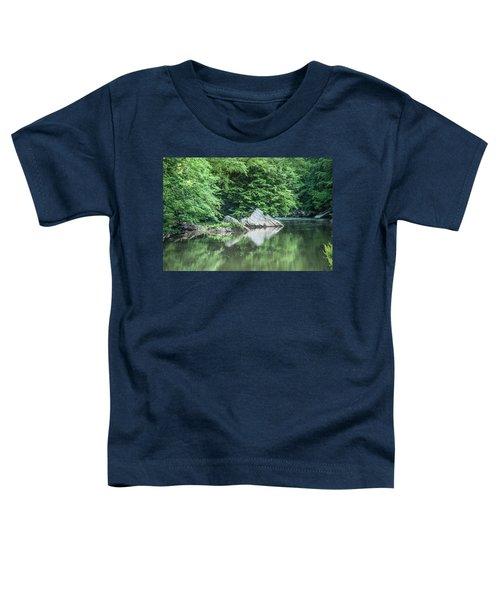 Slippery Rock Gorge - 1891 Toddler T-Shirt