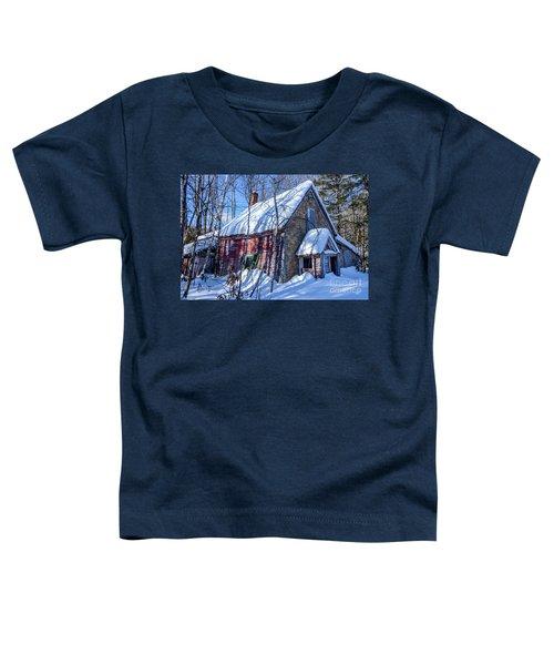 Small Abandon House Toddler T-Shirt