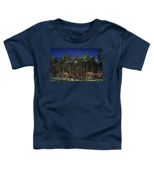 Spirits Of The Forest Toddler T-Shirt