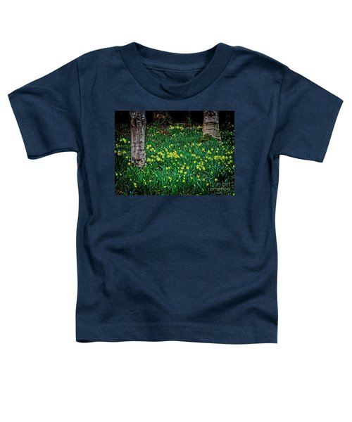 Spring Daffoldils Toddler T-Shirt