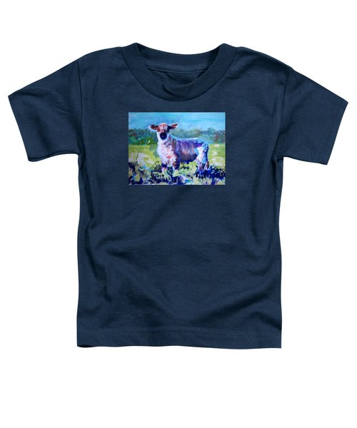 Spring Lamb Toddler T-Shirt