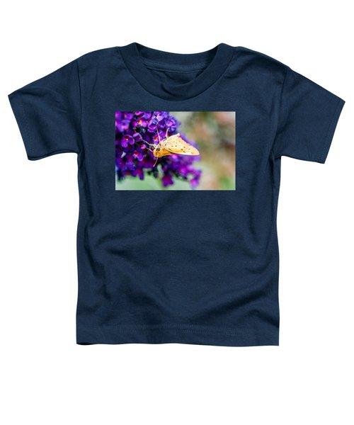 Spring Moth Toddler T-Shirt